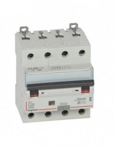 KZS DX3 4P  C25 6000A 30mA AC